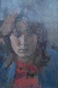 Portrait of Julia Sands 1978