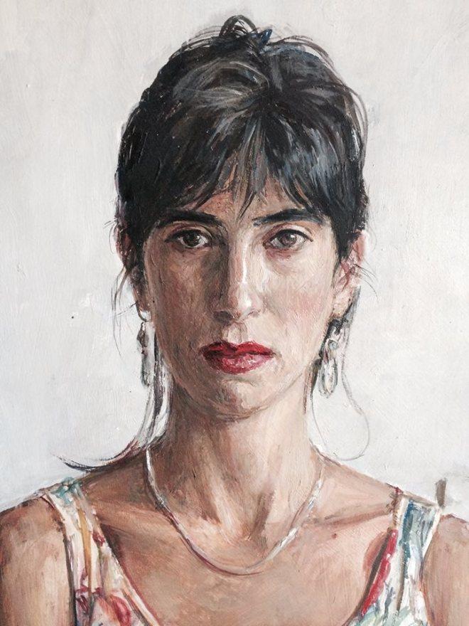 Sarah Raphael - by N J Garrett