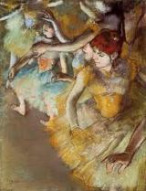 The great Degas - a major inspiration for me.