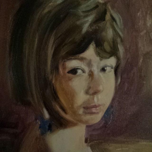Portrait by N Garrett