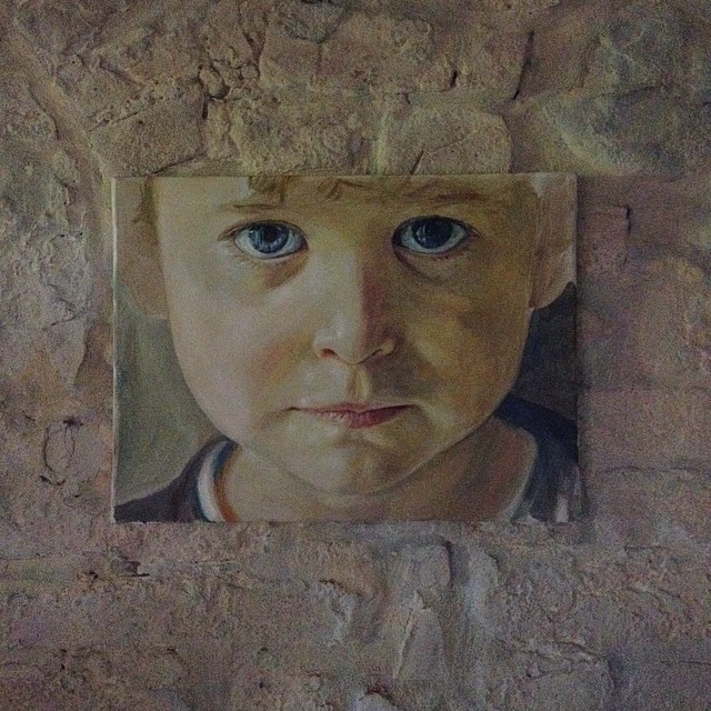 (1) Nick Garrett Portrait of Emily