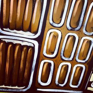 Poska Chocolate wall design NGS Nick Garrett